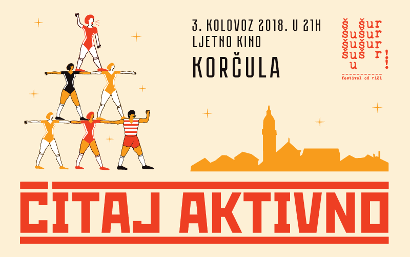 ŠUŠUR! Festival of Words 2018