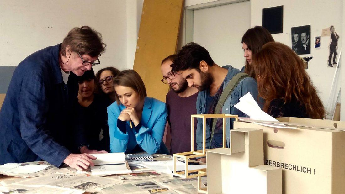 Curators' Agenda: Vienna 2016 3